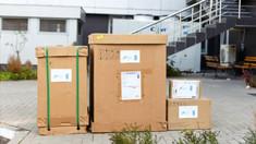 Fundația Soros Moldova și PNUD au donat un lot de echipament spitalelor din R. Moldova