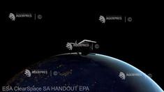 Agenția Spațială Europeană a semnat un contract de 86 de milioane de euro pentru eliminarea deșeurilor spațiale