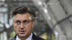 Croația: Premierul Plenkovic a intrat în carantină după ce soția sa a fost testată pozitiv pentru COVID-19