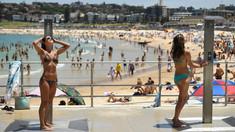 Sydney, cea mai călduroasă noapte de noiembrie din istoria măsurată. Ziua, temperaturile ajung la 40 de grade, iar plajele sunt pline