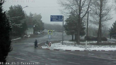 Meteorologii prognozează  primele ninsori din acest sezon