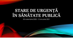 De astăzi, Republica Moldova a intrat în stare de urgență în sănătate publică