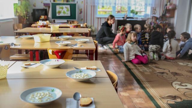 Primăria Chișinău a lansat procedura de achiziție a produselor alimentare pentru grădinițe