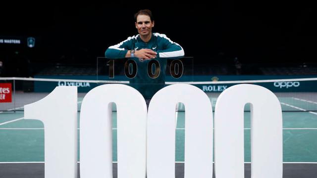 Tenis: Nadal a reușit victoria sa cu numărul 1.000, la turneul ATP Masters de la Paris
