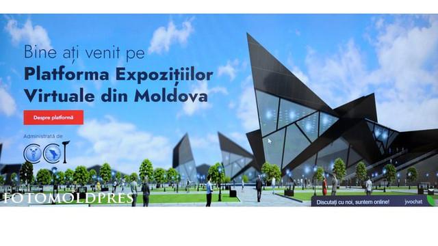 """""""Expo Business Moldova 2020"""" va fi prima expoziție virtuală organizată de Camera de Comerț"""