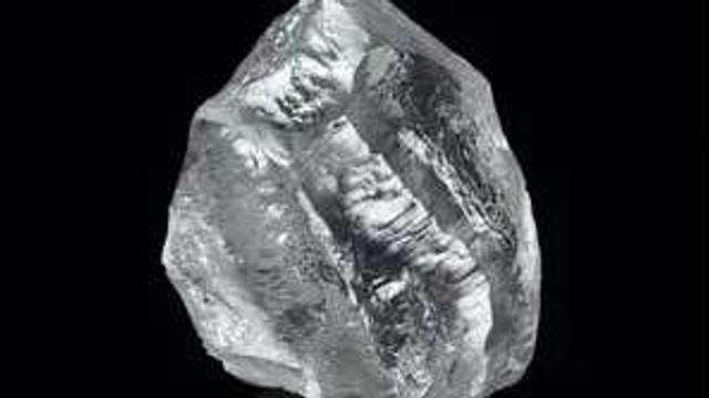 Un diamant alb de 549 de carate extras în Botswana, vândut către Louis Vuitton și HB Antwerp