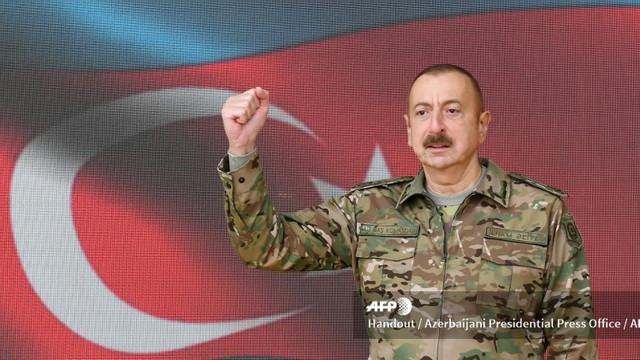 Președintele Azerbaidjanului a declarat că nu dorește continuarea războiului din Nagornîi Karabah