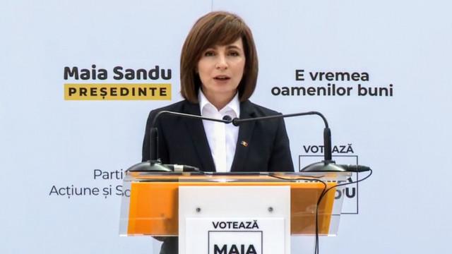 """Adevărul.md/George Damian: """"Maia Sandu se află sub o presiune imensă de a-și dovedi capacitățile politice într-un timp foarte scurt"""" (Revista presei)"""