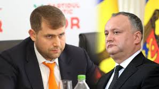 """Ziarul de Gardă observă o apropiere între Igor Dodon și Ilan Șor: """"Nimeni nu mai vorbește despre aeroport sau miliardul furat"""" (Revista presei)"""