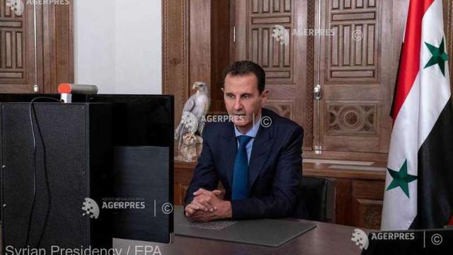 Bashar al Assad acuză SUA de presiuni care îngreunează repatrierea refugiaților din Siria