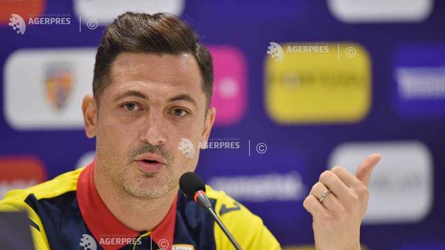 Fotbal: România începe meciul amical cu Belarus într-o formulă inedită