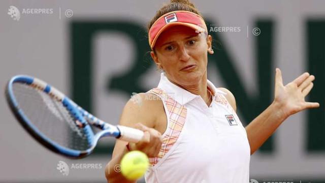 Tenis: Irina Begu, învinsă de Nadia Podoroska în primul tur la Linz (WTA)