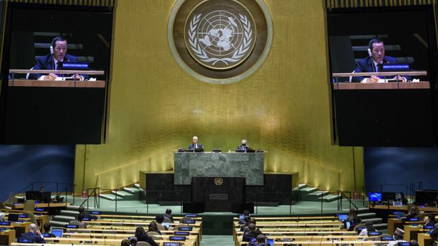 Coreea de Nord respinge la ONU concluziile Agenției pentru Energie Atomică privind programul său nuclear