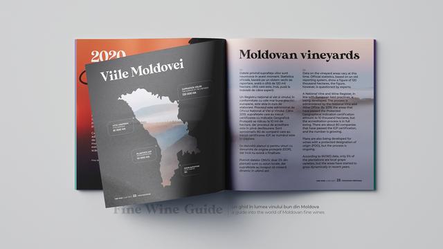 A fost lansat Ghidul vinurilor bune din Moldova