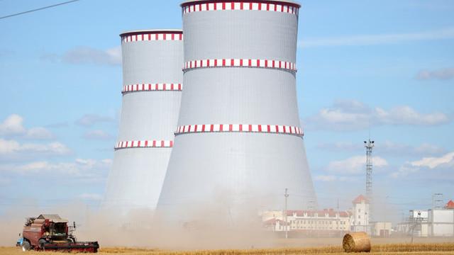 Prima centrală nucleară din Belarus, finanțată și construită de ruși, s-a defectat a doua zi de la inaugarare