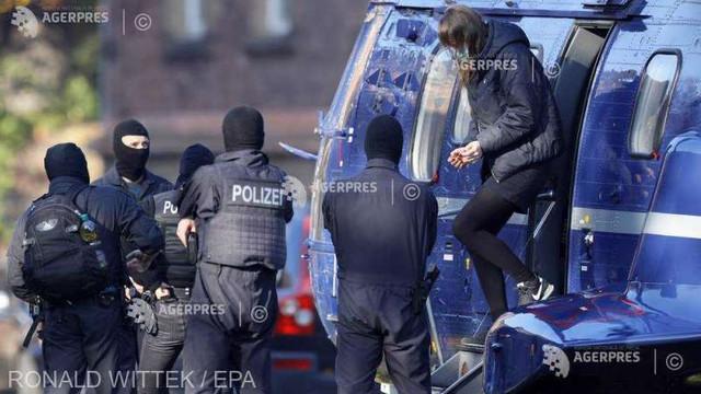 Parchetul Germaniei a pus sub acuzare 12 presupuși neonaziști care pregăteau atentate
