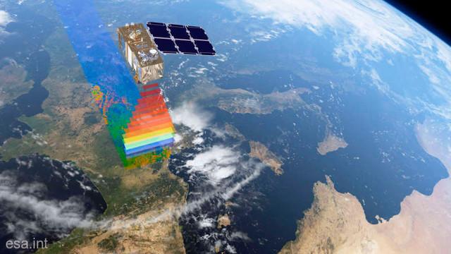 Agenția Spațială Europeană a încheiat trei noi contracte pentru sateliți de observare a Pământului