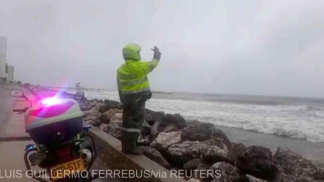 Uraganul Iota crește în intensitate și amenință America Centrală