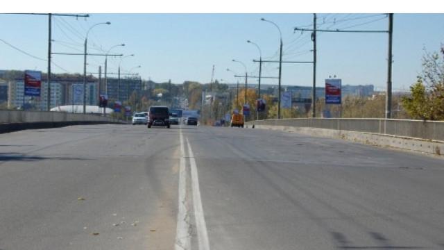 Podul de pe strada Mihai Viteazul din Chișinău va intra în reparație Capitală