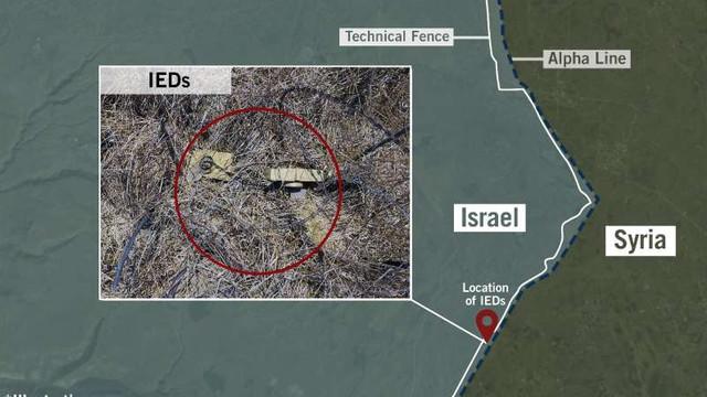 Armata israeliană anunță că a lovit ținte siriene și iraniene în Siria
