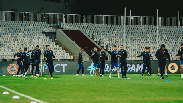 Naționala Moldovei va juca astăzi ultimul meci din Liga Națiunilor