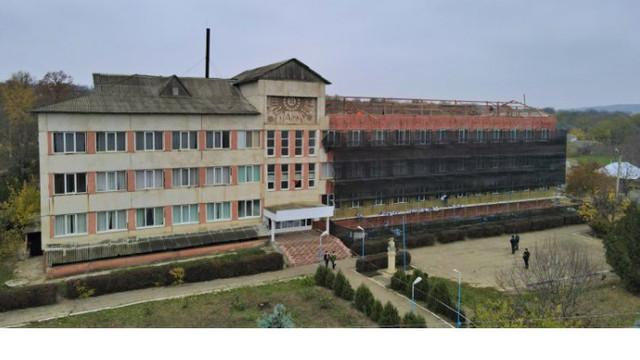 Un liceu din raionul Sângerei este eficientizat energetic cu susținerea UE