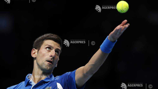 Tenis: Novak Djokovic, nominalizat pentru revenirea în Consiliul jucătorilor ATP