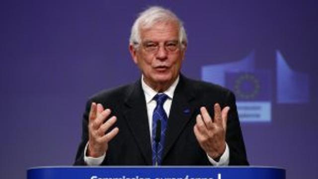 Josep Borrell a confirmat faptul că UE pregătește noi sancțiuni împotriva Republicii Belarus