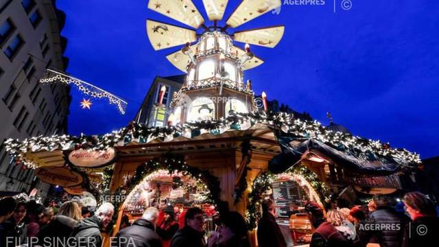 Faimosul târg de Crăciun de la Dresda a fost anulat din cauza pandemiei de COVID-19