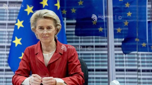 Președinta Comisiei Europene speră că summitul G20 va fi ''un nou început pentru multilateralism''