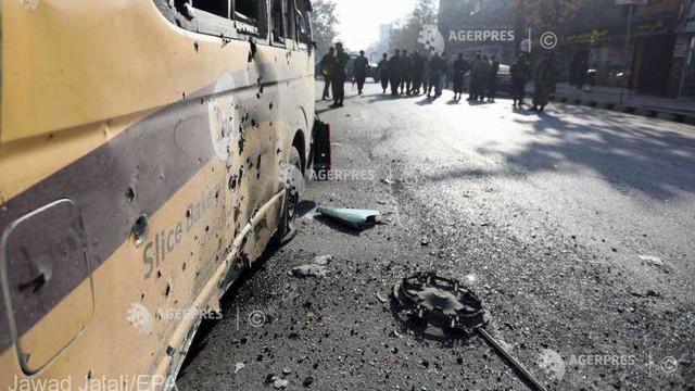 Afganistan: Cel puțin cinci persoane, ucise în mai multe atacuri la Kabul