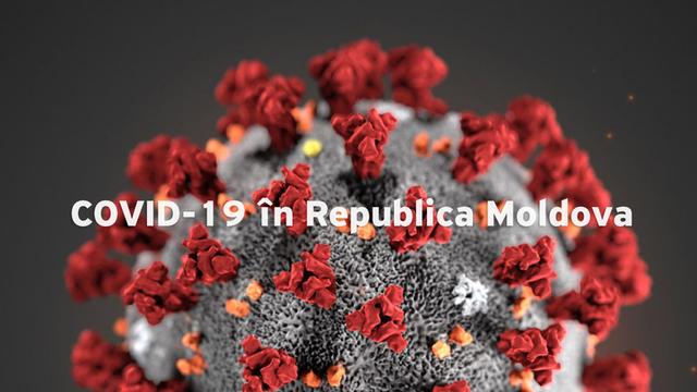 COVID-19/ R. Moldova – un număr alarmant al cazurilor grave vs. numărul mic al testelor efectuate