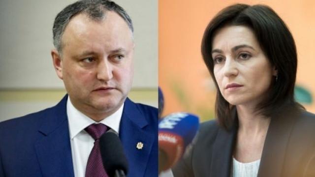Cererea de chemare în judecată depusă de Sandu în privința lui Dodon și pliantele defăimătoare va fi examinată la Curtea de Apel (ZDG)