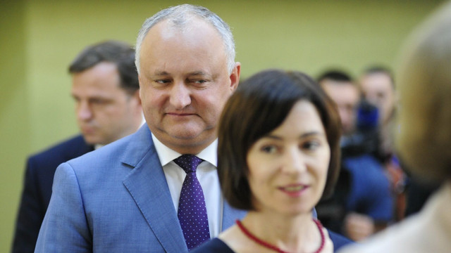 Cererea de chemare în judecată depusă de Igor Dodon împotriva Maiei Sandu, trimisă la rejudecare la Judecătoria Chișinău (ZDG)