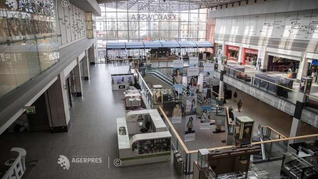 Coronavirus: Centrele comerciale din Polonia se redeschid pe 28 noiembrie
