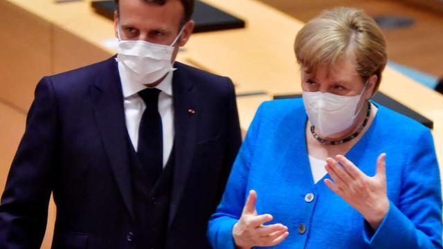 Macron și Merkel cer statelor G20 să contribuie financiar la vaccinarea împotriva COVID-19 în țările în curs de dezvoltare