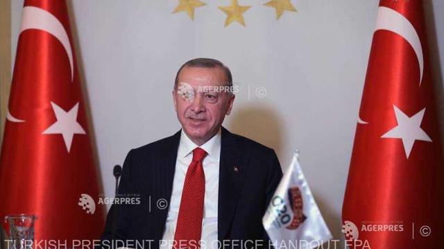 Recep Tayyip Erdogan afirmă că Turcia se consideră o parte a Europei