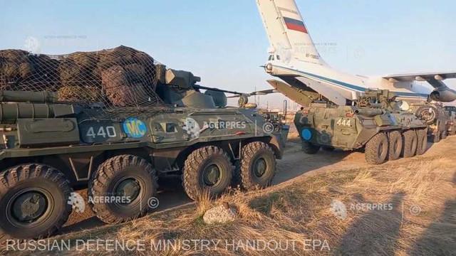 Nagorno-Karabah: Dezacord între Turcia și Rusia cu privire la instalarea unui post militar turcesc în Azerbaidjan
