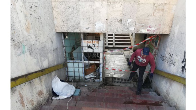 În Chișinău se repară șase treceri pietonale subterane concomitent