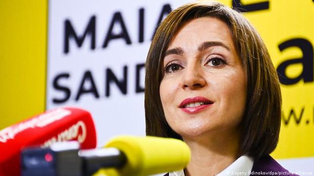 Președintele ales, Maia Sandu, și-a anunțat prioritățile pentru următoarea perioadă