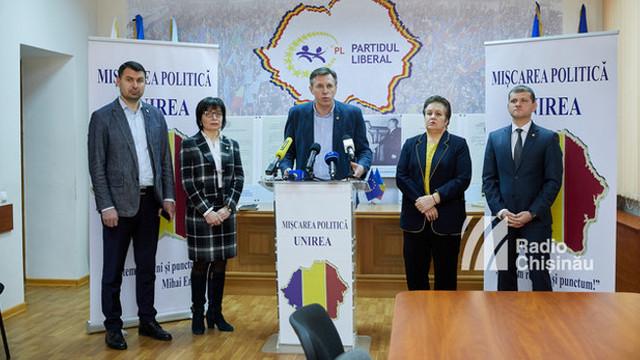 """Mișcarea Politică UNIREA: Această inițiativă legislativă privind statutul limbii ruse urmărește un scop slugarnic, ca Dodon să pună pe masă lui Kozak această """"lege"""" drept dovadă a loialității"""