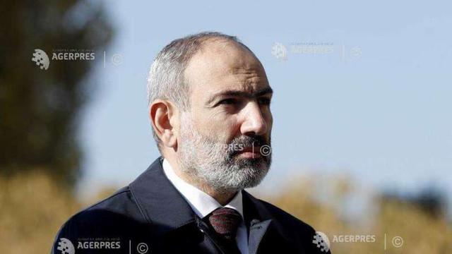 Premierul Armeniei, Nikol Pașinian, a demisionat din funcție