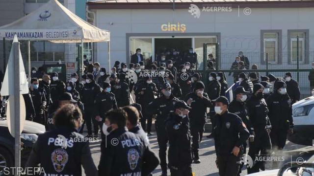 Turcia: 337 de persoane au fost condamnate la închisoare pe viață în principalul proces asupra puciului eșuat