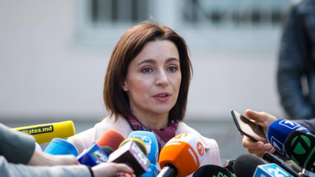 """Maia Sandu, la CNN: """"Nu este vorba doar de bani, dificultatea ține de accesul la vaccinuri și de aceea apreciem că România și platforma COVAX ne-au livrat primele vaccinuri"""