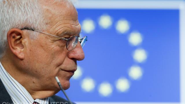 Josep Borrell, interpelat de eurodeputați după intruziunea unui jurnalist la o reuniune online a miniștrilor apărării din UE