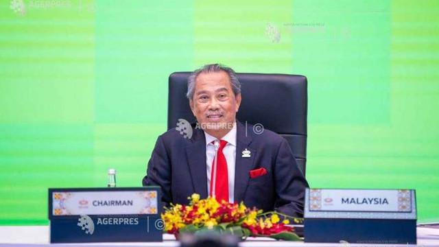 Premierul malaezian anunță că noi alegeri vor fi organizate după ce pandemia se va sfârși