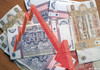 Leul continuă tendința de depreciere față de principalele valute de referință