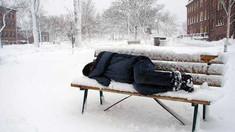 Aproape 60 de oameni se află la Centrul de găzduire a persoanelor fără adăpost din capitală