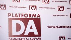 Platforma DA continuă să militeze pentru un guvern cu împuterniciri depline