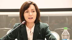 Președinta Republicii Moldova, Maia Sandu, efectuează astăzi și mâine o vizită oficială la Bruxelles